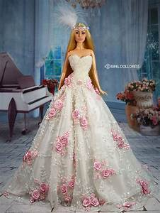 562 best Barbie Beautiful Pink Gowns images on Pinterest ...