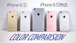 Image Gallery iphone 6s colors available