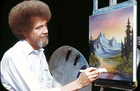 10 Facts About Bob Ross