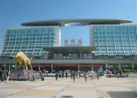 kunming travel station guide railway weather south yunnan airport attractions getting chinadiscovery