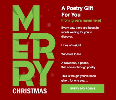 poems for late xmas gifts learning about poems