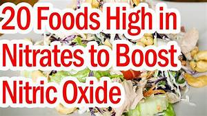 Top 20 Foods High In Nitrates To Boost Nitric Oxide