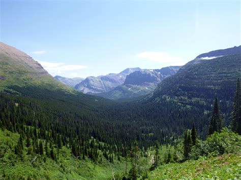 Glacier National Park Another Walk In The Park