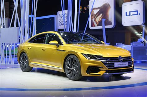 2017 Volkswagen Arteon On Sale Now From £34,305 Autocar