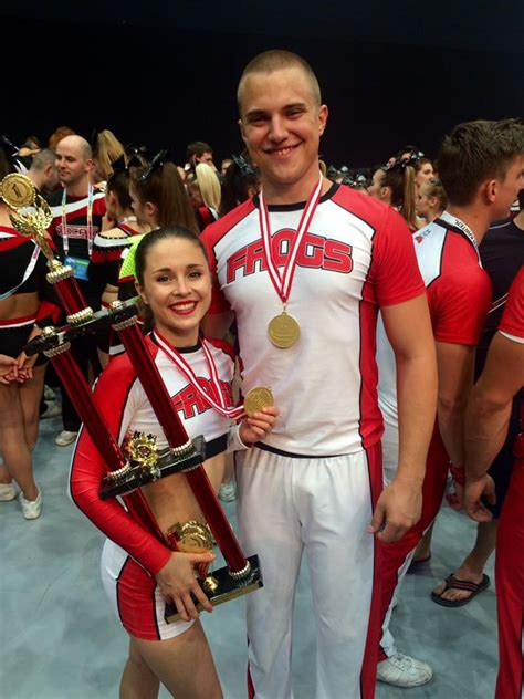 tri naslovi evropskih prvakov v cheerleadingu in cheer