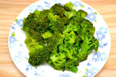 how to blanch vegetables how to blanch broccoli 11 steps with pictures wikihow