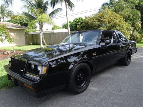 Buick Grand National 1987 by 1987 Buick Grand National For Sale
