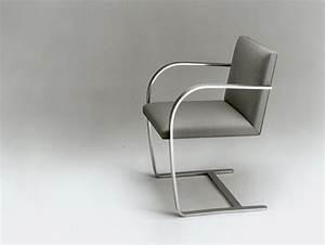 Mies Van Der Rohe Chair : brno chair flat bar knoll ~ Watch28wear.com Haus und Dekorationen