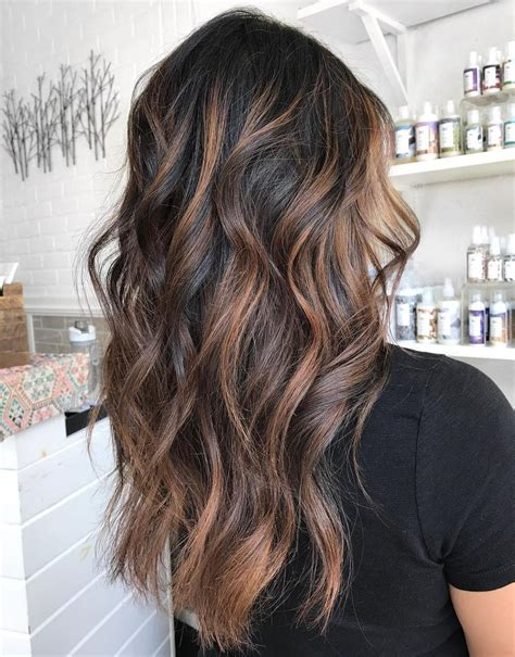 Hairstyle With Highlights by 50 Brown Hair With Highlights Ideas For 2019 Hair