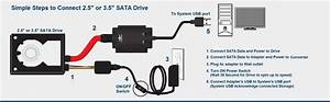 Vantec Sata  Ide To Usb 3 0 Adapter  Cb