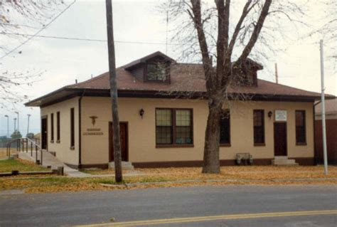 Office Depot Utah by The Wellsville Depot Is Now A Dentist Office While The