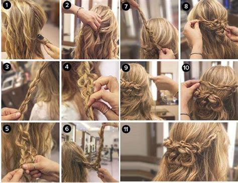 step  step beautiful hairstyles