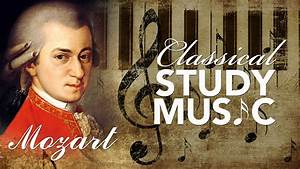 Relaxing Music For Studying  Classical Music  Background