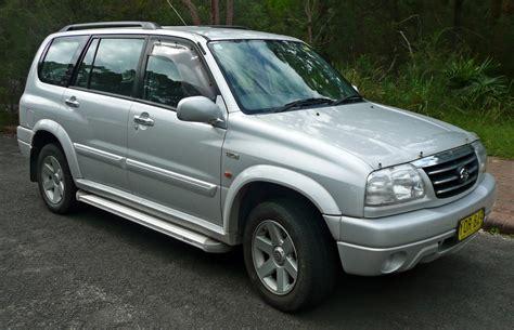 2001 Suzuki Grand Vitara Xl7 by Suzuki Xl7 Review And Photos
