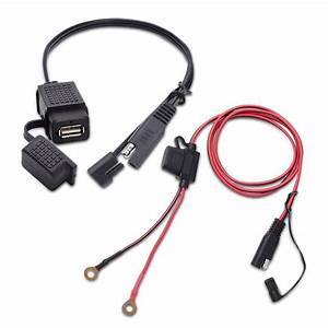 Motorcycle Sae To Usb Cable Adapter