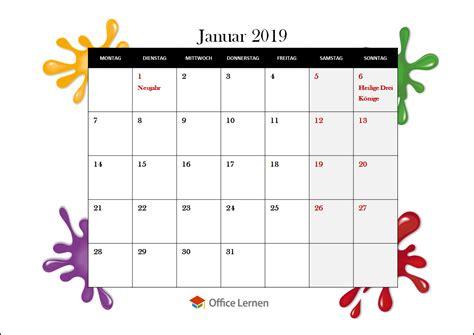 powerpoint kostenlose kalendervorlagen office lernencom
