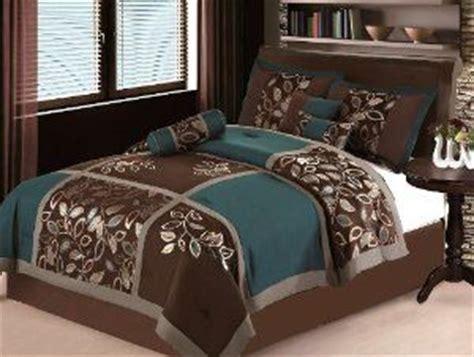 teal  brown bedding  good  teal  brown