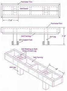 Popular Wooden Project - Build Wooden Deck Benches