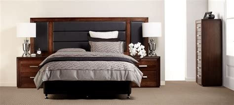 ritz bed frame wextended bedhead bedroom furniture