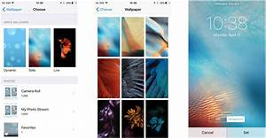 How to change your wallpaper on iPhone or iPad