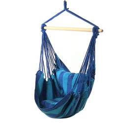Hanging Chair Indoor Ebay by Hanging Hammock Chair Swing For Indoor Outdoor Use Max