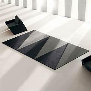 tapis contemporain design overlap vondom zendart design With tapis contemporain design