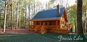 cabins by the caves hocking 39 s cave cabin - Hillside Cabin Plans