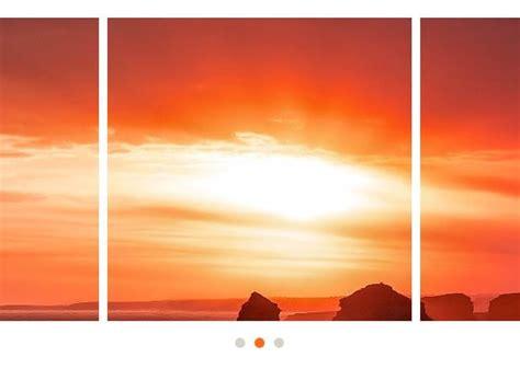 Split Photo Into A Swipeable Panorama On Instagram