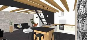 Interieur Style Industriel : style industriel par clara ajmar mrc architecte d 39 int rieur et paysagiste ~ Melissatoandfro.com Idées de Décoration