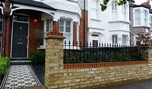 front garden brick wall design your visiting card front With front garden brick wall designs