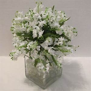 How to Make a Lily of the Valley Bouquet - Easy Wedding