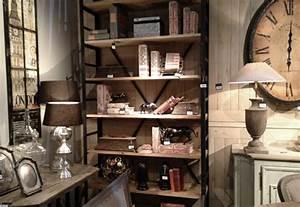 Libreria legno e ferro Mobili Toson