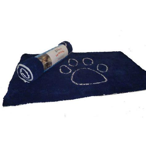 absorbent doormat for dogs large absorbent pet doormat in blue buy door