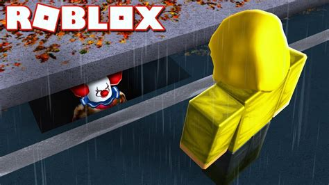 Tricked By Scary Clowns In Roblox