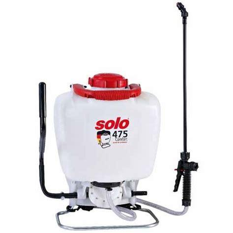 Solo Professional Backpack Sprayer 475   Garden Sprayers