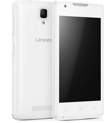 Lenovo Vibe A Features, Specifications, Details