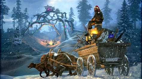 Christmas Wallpaper 1600x900