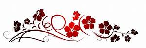 Red Flowers Decoration PNG Clipart | Gallery Yopriceville ...