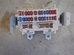 2006 Infiniti G35x Interior Fuse Box In Avon  Mn 56310 Pb