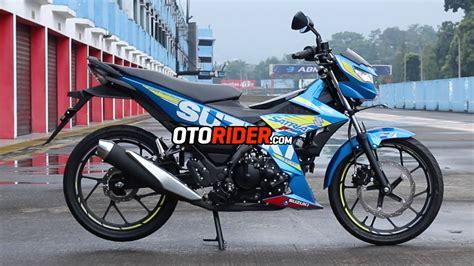Review Suzuki Satria F150 by Ride Suzuki All New Satria F150 Otorider