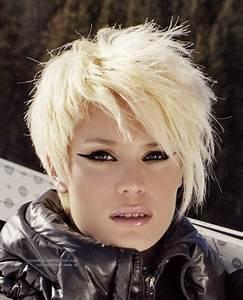 Tendances Coiffure 2015 : tendances coiffures courtes 2015 ~ Melissatoandfro.com Idées de Décoration