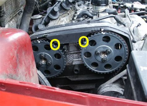 timing messed   head gasket replace