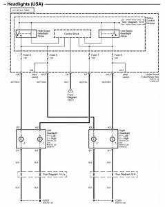 1993 Honda Accord Headlight Wiring Diagram