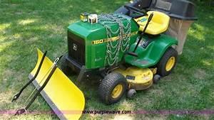 John Deere 160 Lawn Mower