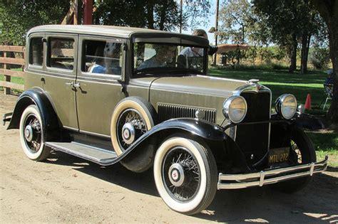 1930 Hupmobile Model S Sedan 'mtl 212