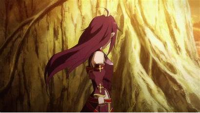 Sword Anime Yuuki Konno Rosario Mother Arc