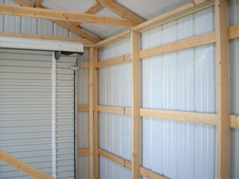 Wiring A Garage And Insulating Soundproof A Garage