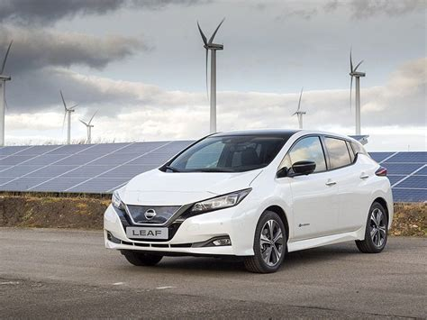 nissan leaf road test  review autobytelcom