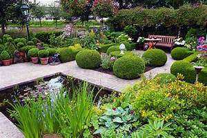 Kleine Gärten Gestalten Bilder : 50 kleine g rten von 20 bis 150 qm medienservice architektur und bauwesen ~ Whattoseeinmadrid.com Haus und Dekorationen