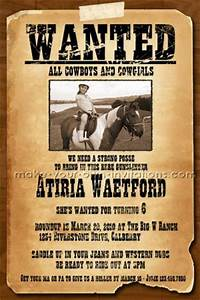 18 best wanted poster ideas images on pinterest poster ideas birthday invitations and western for Wanted poster ideas